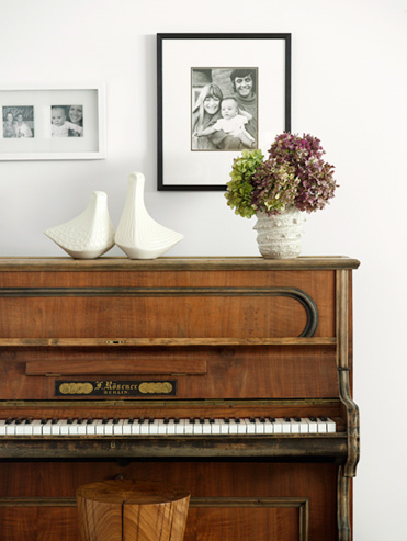 Daydream Diary: The upright piano