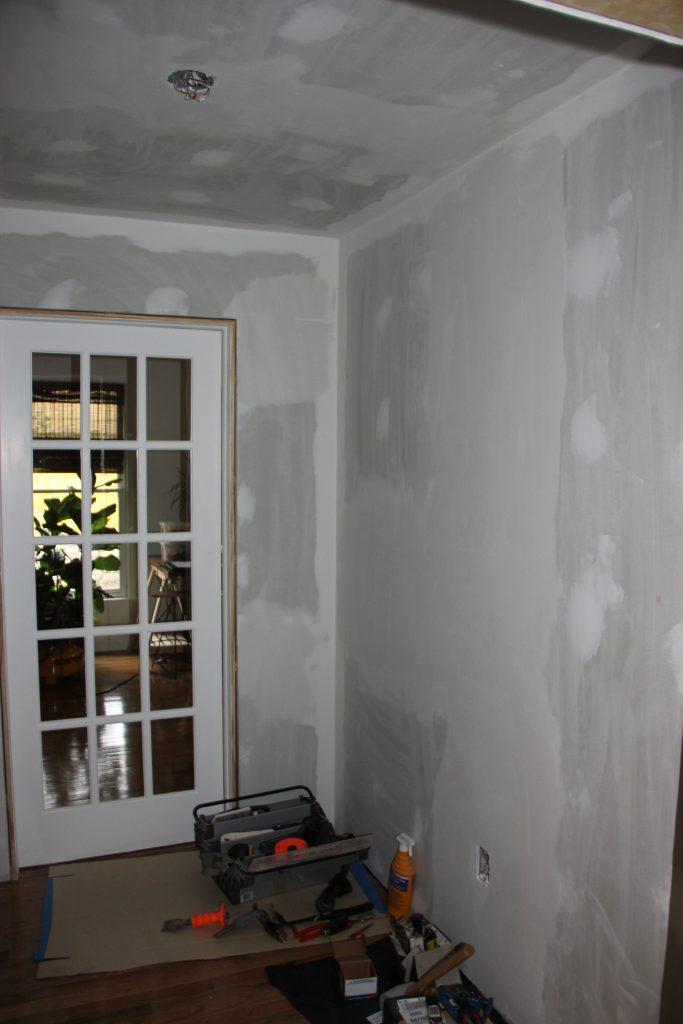 Design for the Hallway Built-Ins