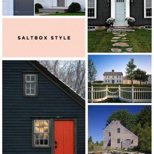 saltbox style