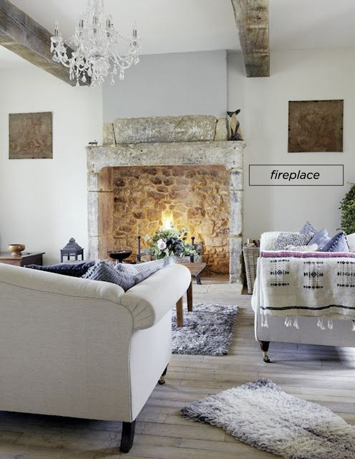 stone fireplace copy