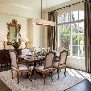 The New Traditional latestproject allardandrobertsinteriordesign mountainhome interiordesign interior diningroom