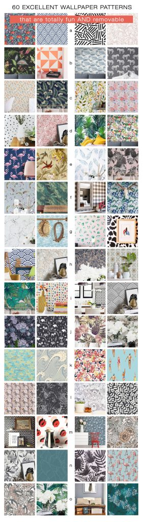 Fearless Fun with Removable Wallpaper