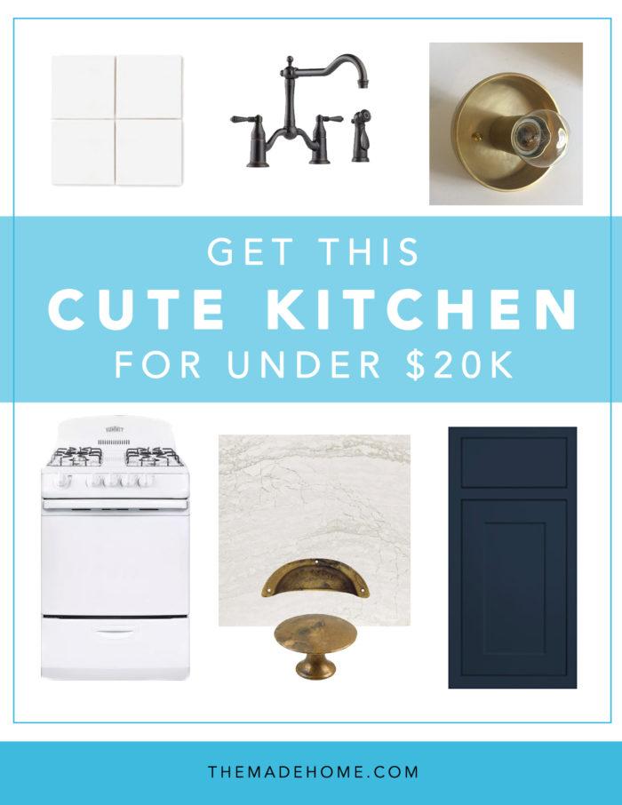 Affordable Kitchen Design Ideas