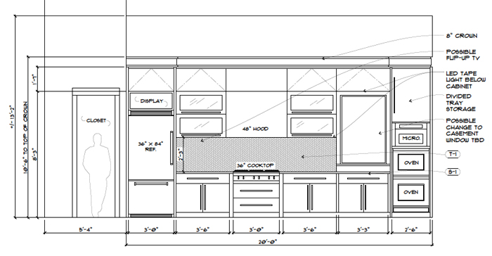 kitchen-elevation